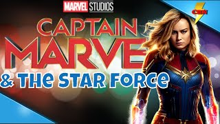 Who are Captain Marvel's Star Force?  Ask the Council #9