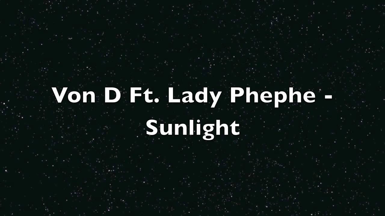 Lady phephe