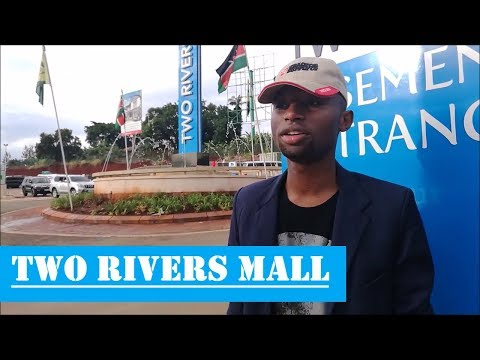 TWO RIVERS MALL VLOG