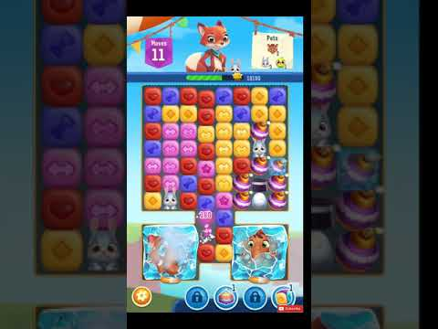 Pet Rescue Puzzle Saga Level 414 NO BOOSTERS - A S GAMING