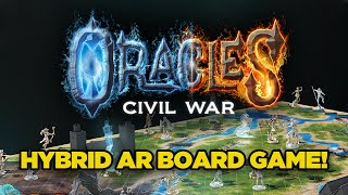 Oracles Game: Civil War - Board Games Meet Augmented Reality