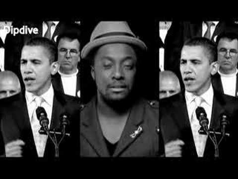 Yes We Can Obama Song by will.i.am