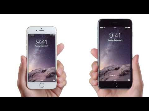 Iphone 6 trailer - iphone 6 PLUS trailer official apple - iphone 6 official video