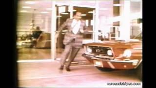 1968 Ford Mustang - Original TV Commercial