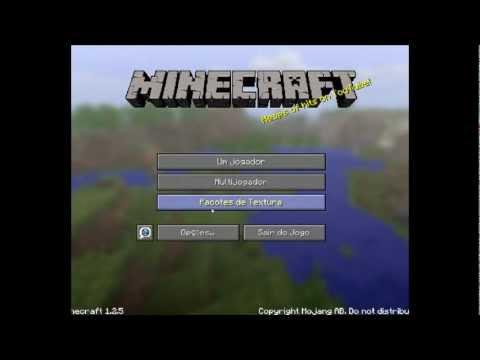 Minecraft Modo Criativo