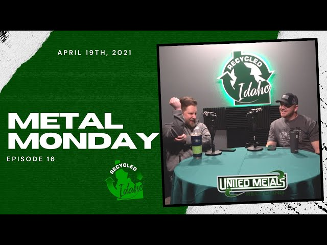 Metal Monday #16 with Nick and Brett