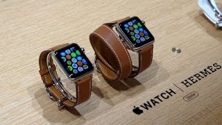 Apple Watch's New Cases and Bands