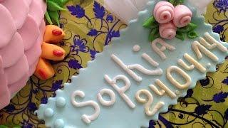 Подарки на день рождения | маленькая принцесса | PolinaBond(Добро пожаловать на мой канал! ∙•❁Больше информации здесь❁•∙ ❤Сотрудничество: mail: Polli_61@mail.ru ❤ Где..., 2015-05-16T12:48:18.000Z)