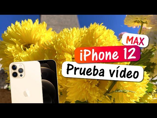 Prueba Grabación Vídeo Diurno iPhone 12 Pro MAX - Así se defiende el teléfono más grande de Apple