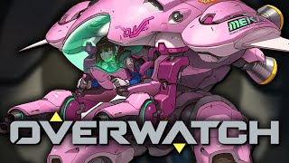 Das Mecha-Gamer-Girl: D.VA | OVERWATCH