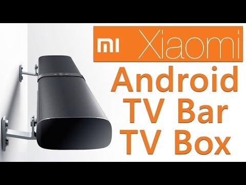 Original Xiaomi Mi TV Bar Android TV Box Audio Receiver