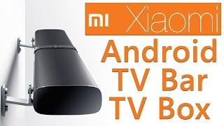 Original Xiaomi Mi TV Bar Andr…