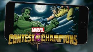 видео MARVEL: Битва чемпионов во вселенной и на компьютере