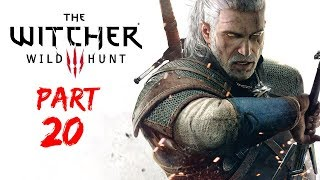 THE WITCHER 3 : WILD HUNT (PART- 20) FINDING SIGI TREASURE (PS4 PRO GAMEPLAY)