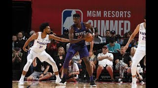 Best Plays From Opening Weekend Of The 2018 MGM Resorts Summer League
