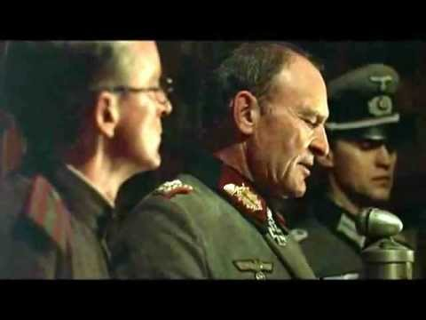 Downfall General Weilding Surrender Scene *sad face*