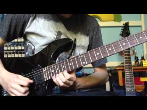(I used to make out with) Medusa-guitar solo slow motion an