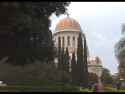 Haifa, Israel: The Baha'i Temple
