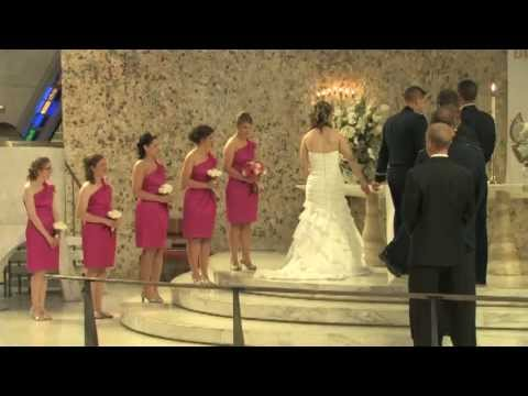 Air force Academy Wedding