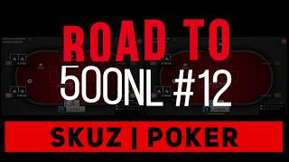 [EP #12] Road to 500nl - Ignition Online Poker Cash Series - 23rd - 31st July