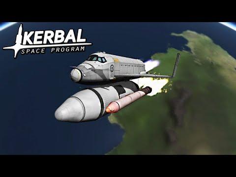 SPACE PLANES - Kerbal Space Program