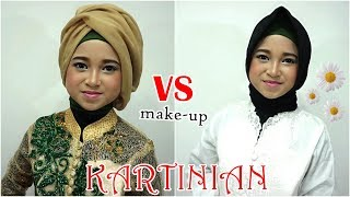 """Download Video """"Hari Kartini"""" Tutorial Makeup Anak Kebaya Modern dan Kebaya Asli 💖 Kartinian di SEKOLAH MP3 3GP MP4"""