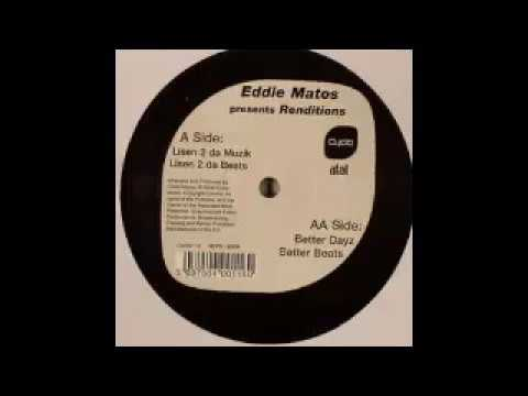 "Eddie Matos - Lisen 2 da Muzik (12"" Extended Version) HQ"