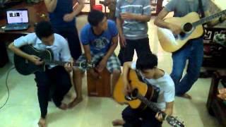 quê hương tôi - club guitar trần phú thành phố đà nẵng