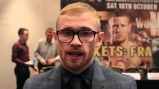 HIGHLY RATED JIMMY KELLY AIMS TO ADD ANOTHER TITLE TO HIS COLLECTION IN MANCHESTER / WORLD WAR III