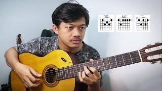 Tutorial Gitar (ANGIN PUJAAN HUJAN - PAYUNG TEDUH) VERSI ASLI!