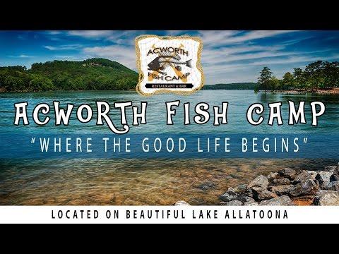 Acworth Fish Camp Summer 2016
