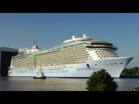 Quantum of the Seas Float Out at Meyer Werft - YouTubeQuantum Of The Seas Float Out