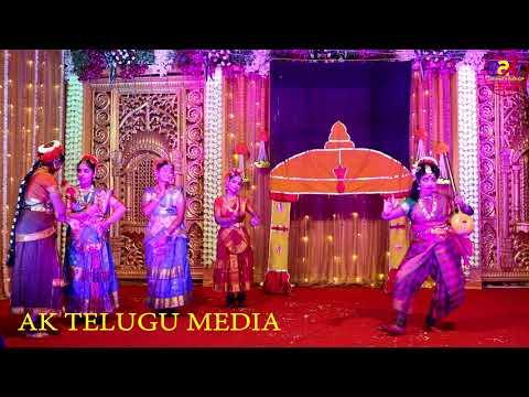 Padmavathi Parinayam 5 | Bombay Andhra Mahasabha, Mumbai | AK Telugu Media | Dr ASHOK KANTE | 2019