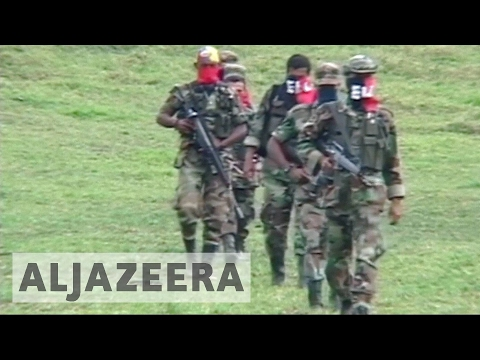 Colombia holds peace talks with ELN rebels