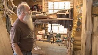 Common Ground Episode 312 Adirondack furniture maker Barry Nelson