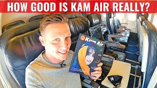 Review: KAM AIR 737-500 in ECONOMY CLASS to KABUL!