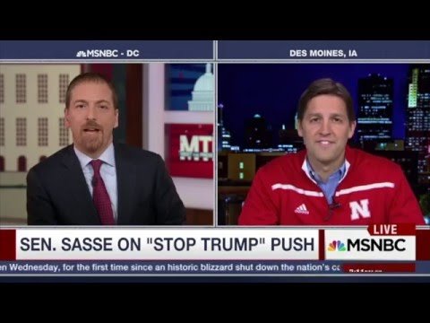 Chuck Todd asks Senator Ben Sasse: What is a conservative?