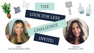 Look for Less Invite Nov 2018 - Yami & Jessica