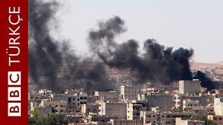 IŞİD'in Kobani saldırısında en az 30 kişi öldü - BBC TÜRKÇE