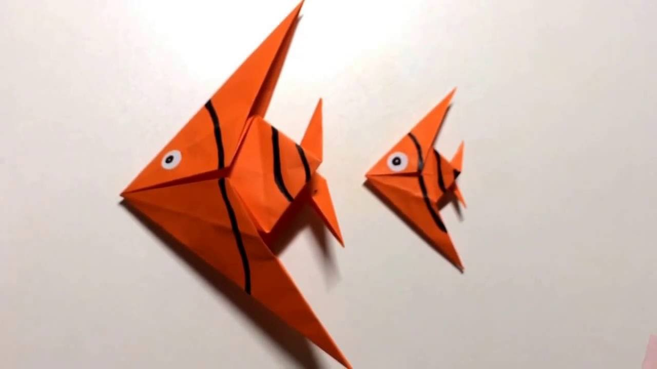 origami tropical fish parent and child try ad free for 3 months jeuxipadfo Images