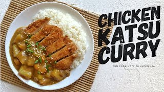 Thumbnail of JAPANESE CHICKEN KATSU CURRY