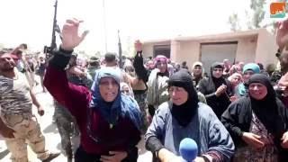 بالفيديو.. رمضان تحت القصف والحصار في مضايا والفلوجة