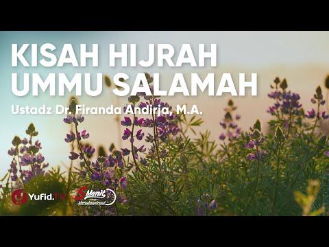 kisah-hijrah-ummu-salamah---ustadz-firanda-andirja