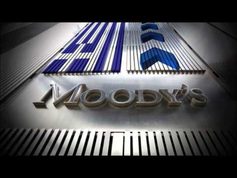 US Ratings Agency – Moodys – cuts outlook for China from 'stable to negative'