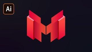 Как сделать логотип Мармока в Adobe Illustrator