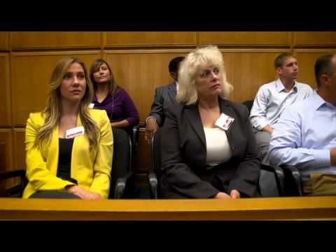 Jury Service -- LA Superior Court Approved