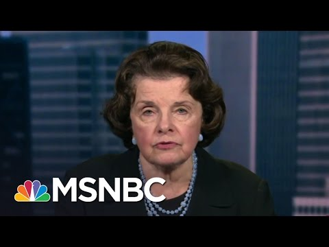 Dianne Feinstein: Russian Hacks A 'Real Attack' On U.S. Election System | Hardball | MSNBC