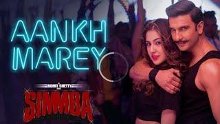 Aankh maare o Ladka aankh maare / simmba mp3 song _ ranveer Singh , Sara Ali khan