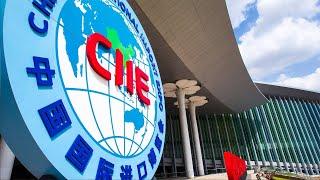 Третья «Китайская международная импортная выставка» за рубежом «облачные инвестиции»