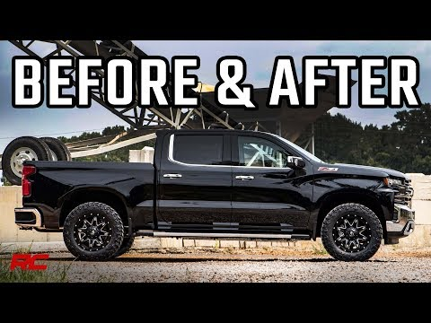 2019-chevrolet-silverado-z71-2-inch-leveling-kit-before-&-after